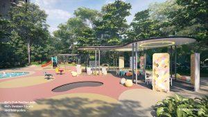 Treasure At Tampines 悦湖苑 Kids Club_AI