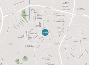 Treasure At Tampines location map and amenities
