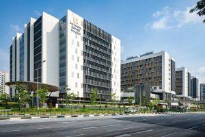 amenities Sengkang General Hospital