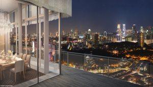 highline residences by Keppel Land