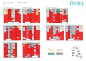 the florence residence condo elevation chart