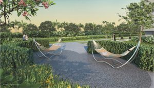 Treasure At Tampines 聚宝园 hammock alcoves